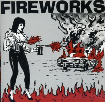 FIREWORKS - Set The World On Fire CD