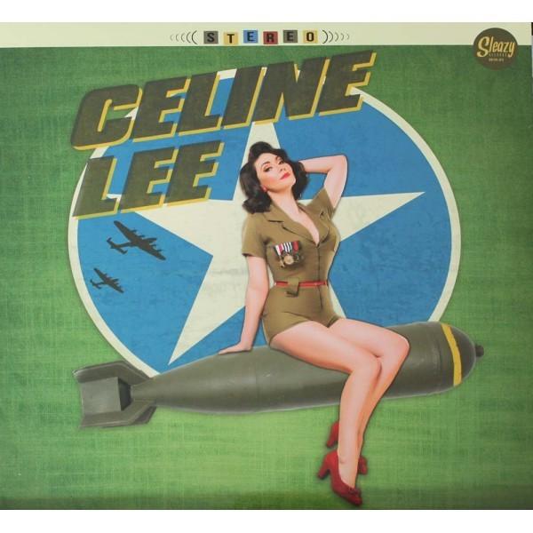 """CELINE LEE - Sayonara Sucka 10""""LP"""