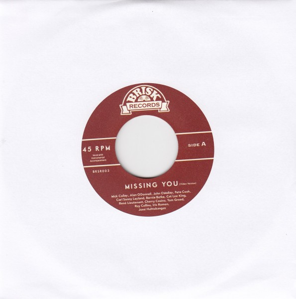 """RAY COLLINS / CARL SONNY LEYLAND and others 7"""" ltd."""