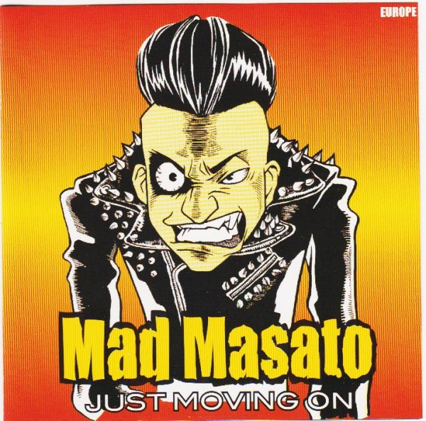 MAD MASATO-Just Moving On MCD