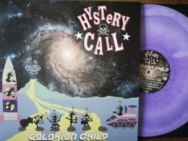 HYSTERY CALL - Galaxian Child LP ltd. col.