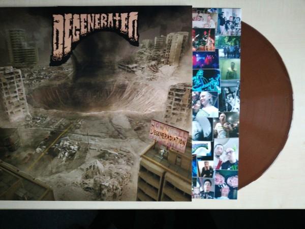 DEGENERATED - Degeneradiation LP