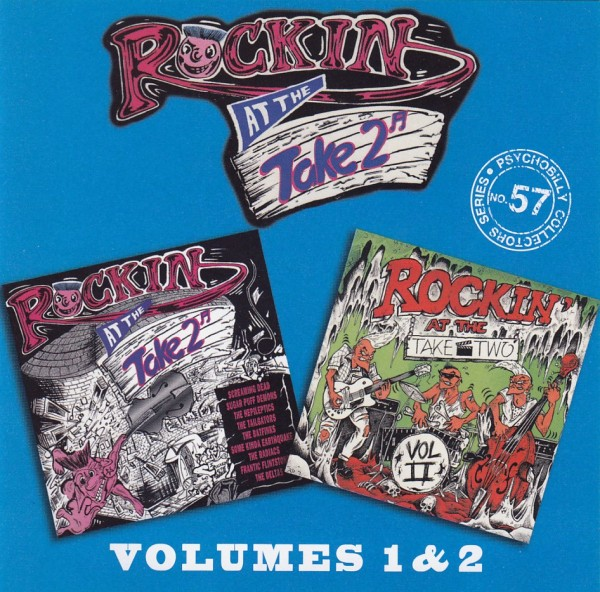 V.A. - Rockin' At The Take Two Vol.1+2 CD