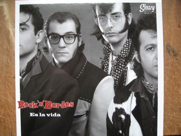 """ROCK'N'BORDES - Es La Vida 10""""LP"""