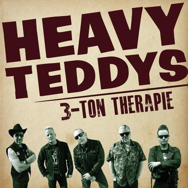 HEAVY TEDDYS - 3-Ton Therapie CD