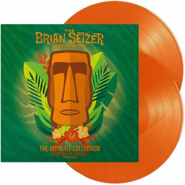 BRIAN SETZER ORCHESTRA - The Ultimate Collection Vol.2 2xLP