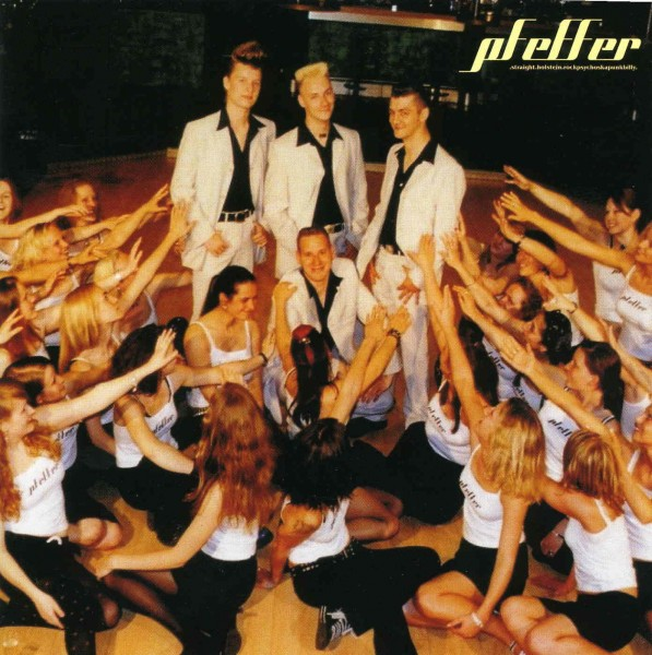 PFEFFER - Thirty Dirty Girlies CD