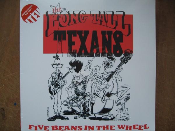 LONG TALL TEXANS - Five Beans In the Wheel 2 x LP ltd.