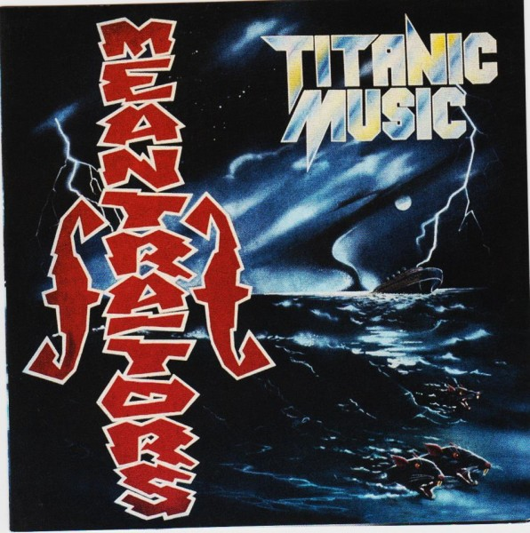 MEANTRAITORS - Titanic Music CD