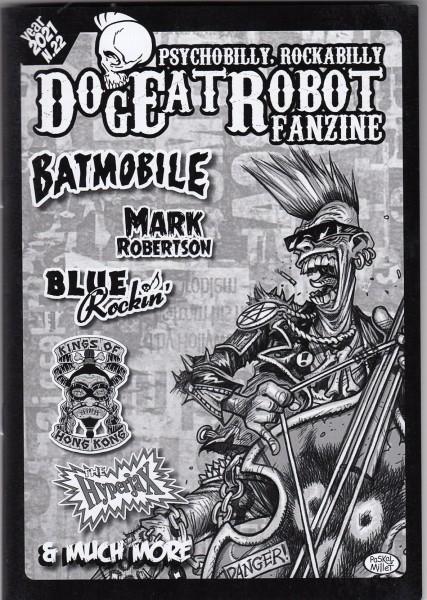 DOG EAT ROBOT Fanzine #22