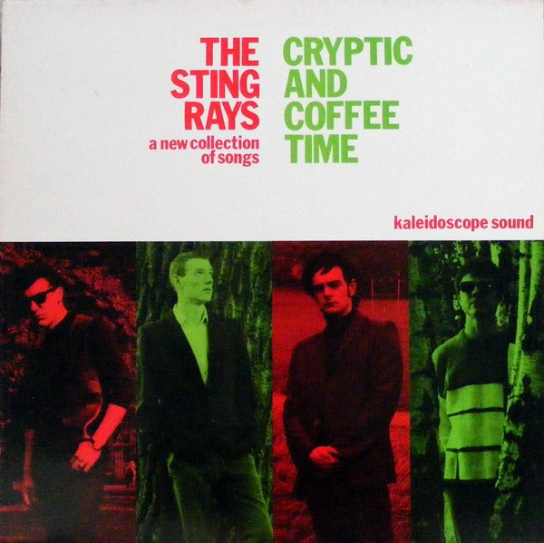 STING-RAYS - Cryptic And Coffee Time LP
