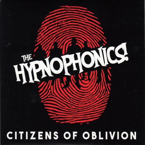 "HYPNOPHONICS - Citizens Of Oblivion 7""EP ltd."