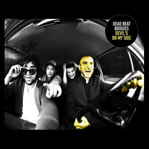 DEAD BEAT BOOGIES - Devil's On My Side LP ltd.