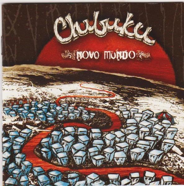 CHIBUKU - Novo Mundo CD