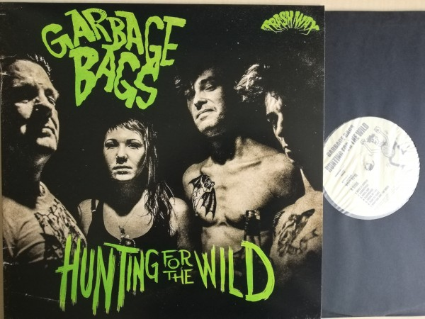 GARBAGE BAGS - Hunting For The Wild LP