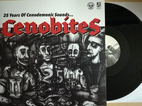 CENOBITES - 25 Years Of Cenodemonic Sounds LP