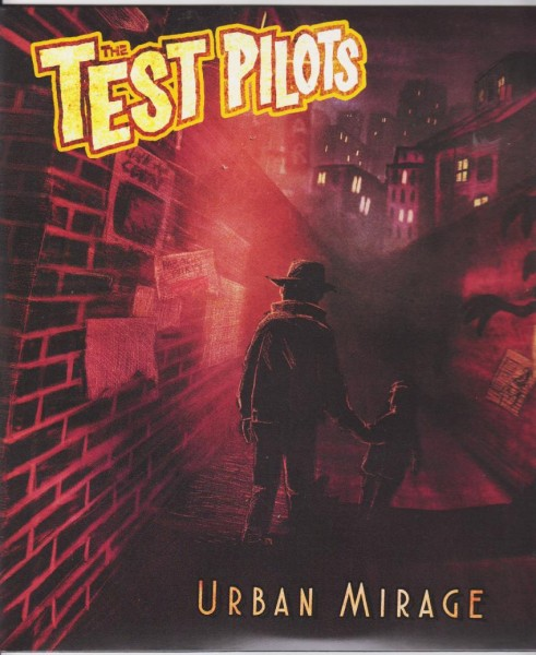 "TEST PILOTS - Urban Mirage 10""LP ltd."