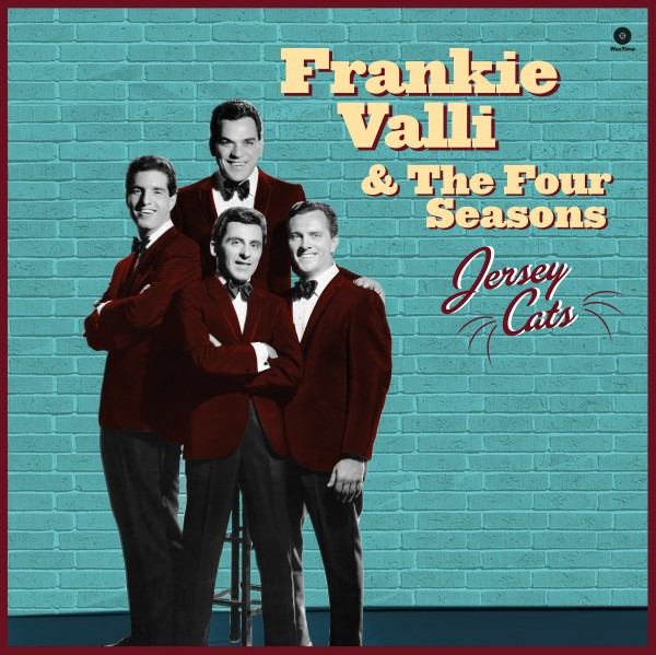 VALLI, FRANKIE & THE FOUR SEASONS - Jersey Cats LP
