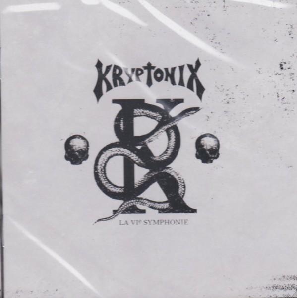 KRYPTONIX - La 6ème Symphonie CD