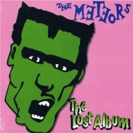 METEORS - The Lost Album CD