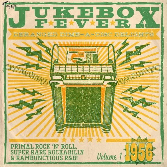 "V.A. - Jukebox Fever Vol.1 10""LP + CD"