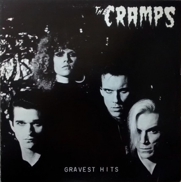 """CRAMPS - Gravest Hits 12""""EP"""