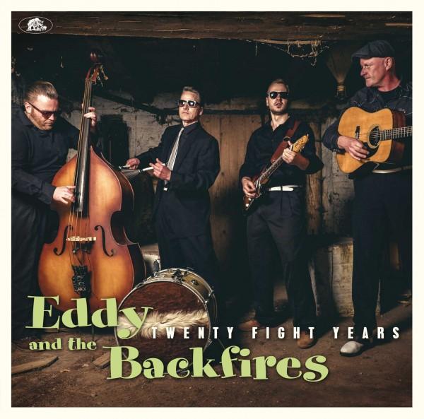 EDDY AND THE BACKFIRES - Twenty Fight Years LP
