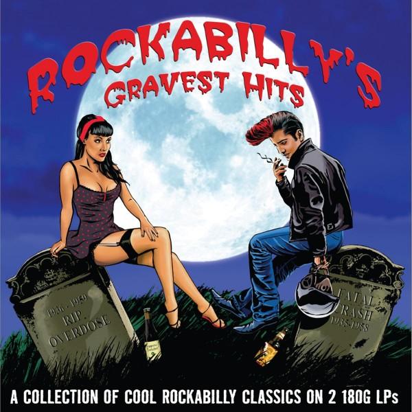 V.A. - Rockabilly Gravest Hits 2 x LP