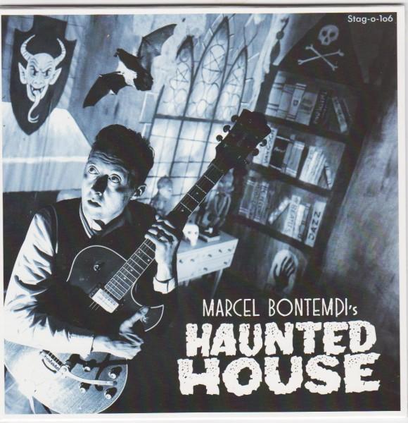 "MARCEL BONTEMPI - Haunted House 7"" ltd."