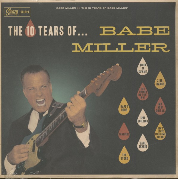 BABE MILLER - The 10 Tears Of...LP