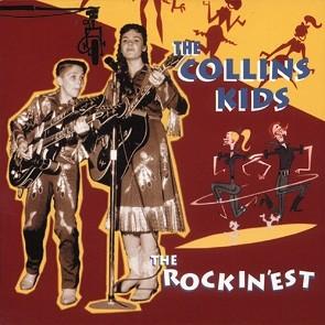 COLLINS KIDS - The Rockin`est CD