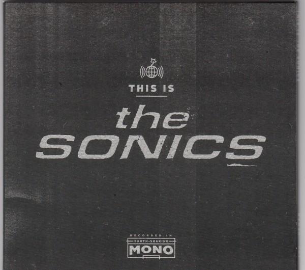 SONICS - This Is The Sonics CD