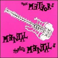 METEORS-Mental Instrumentals CD