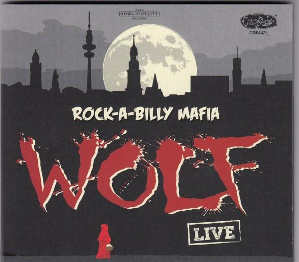 ROCK-A-BILLY MAFIA - Wolf CD ltd.