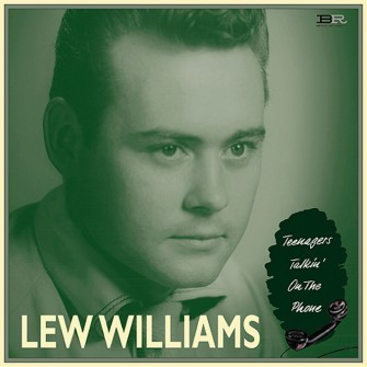 "WILLIAMS, LEW - Teenagers Talkin' On The Phone 10""LP"