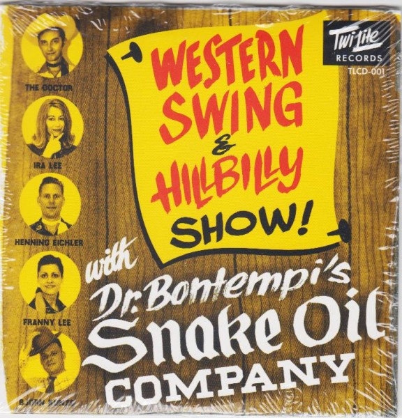 DR. BONTEMPI - Snake Oil Company CD