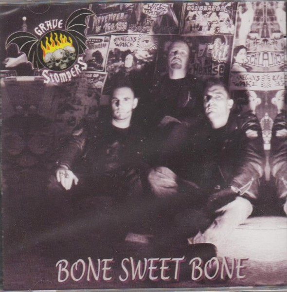GRAVE STOMPERS - Bone Sweet Bone CD