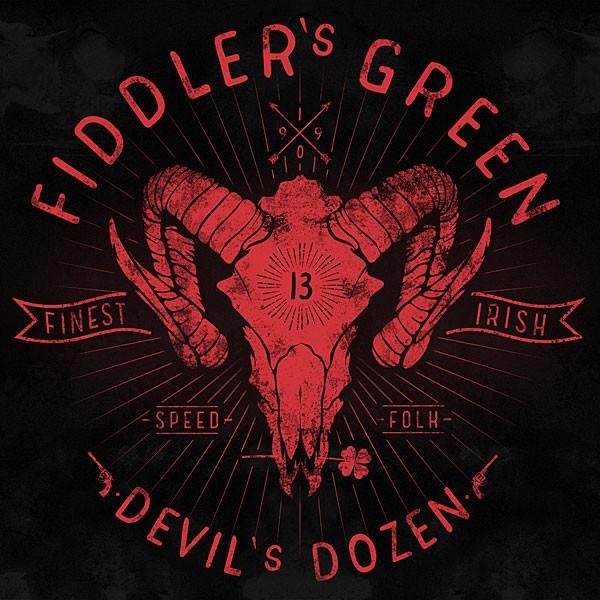 FIDDLER'S GREEN - Devil's Dozen 2xLP + CD