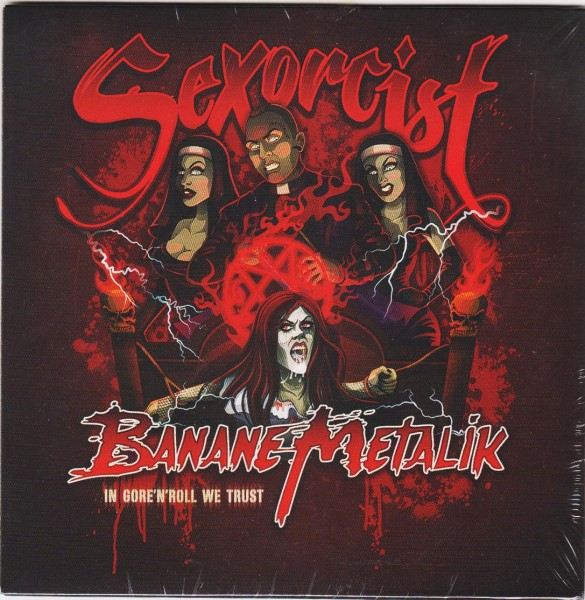 "BANANE METALIK - Sexorcist 7"" ltd."