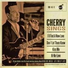 """CHERRY CASINO - Cherry Sings 7""""EP ltd."""