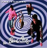 BLUE CATS - The Tunnel CD + G-MEN bonus!!!