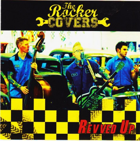 ROCKER COVERS - Revved Up CD