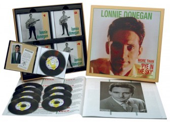 DONEGAN, LONNIE - More Than 'Pye In The Sky' 8-CD & 60 PAG.BOOK