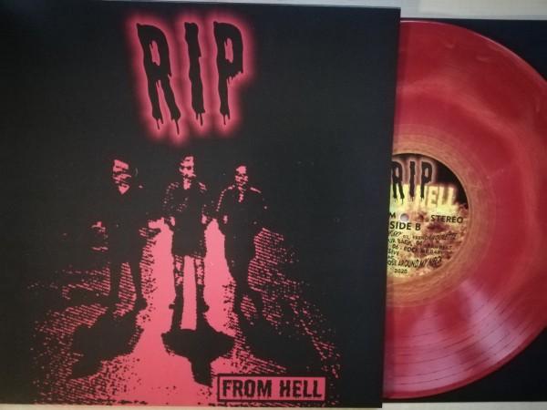 R.I.P. - From Hell LP ltd. orange