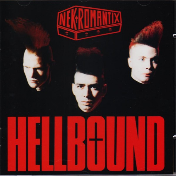 NEKROMANTIX - Hellbound CD