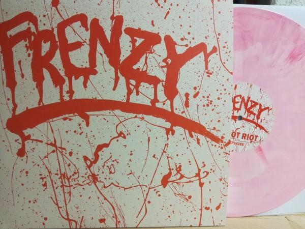 "FRENZY - Robot Riot 12""EP ltd. pink 2"