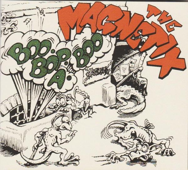 MAGNETIX - Boo-Bop-A-Bop CD ltd.