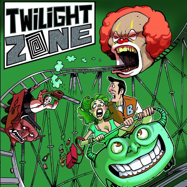"TWILIGHT ZONE - Same 7""EP yellow ltd."