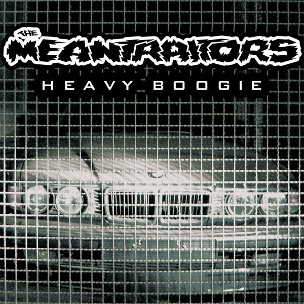MEANTRAITORS - Heavy Boogie LP ltd.