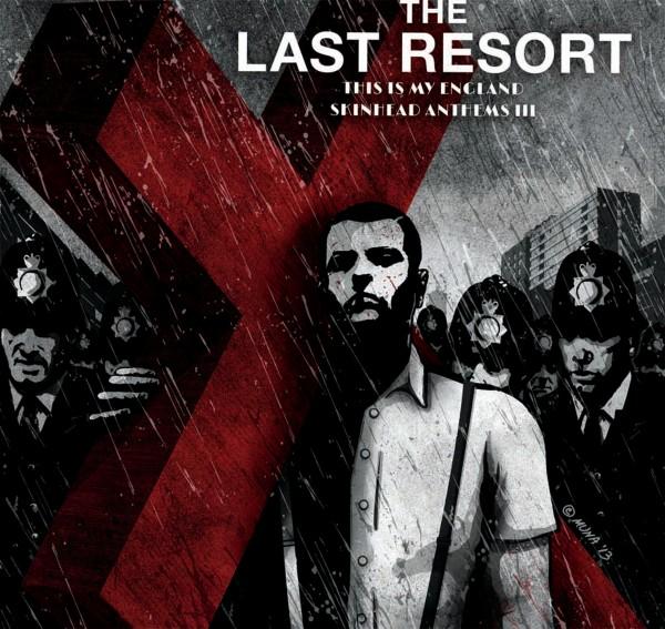 LAST RESORT - This Is My England - Skinhead Anthems III LP